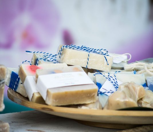 How to store handmade soap properly